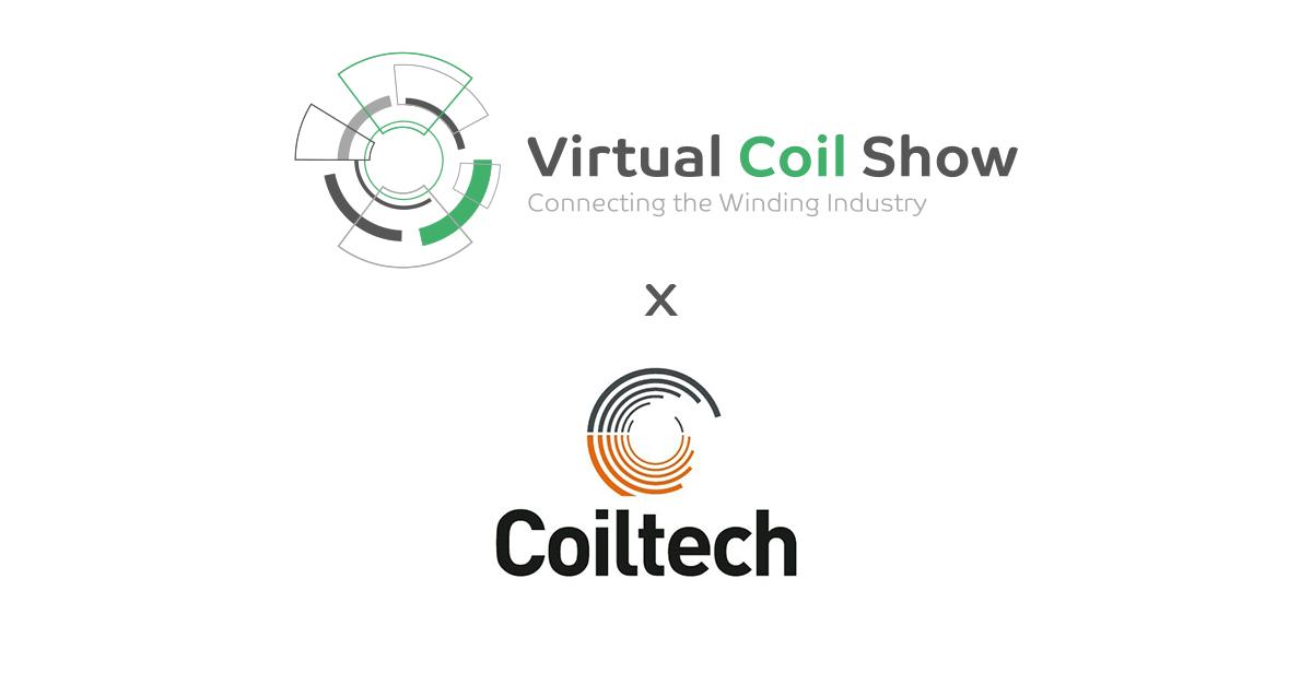 Virtual Coil Show ergänzt Coiltech